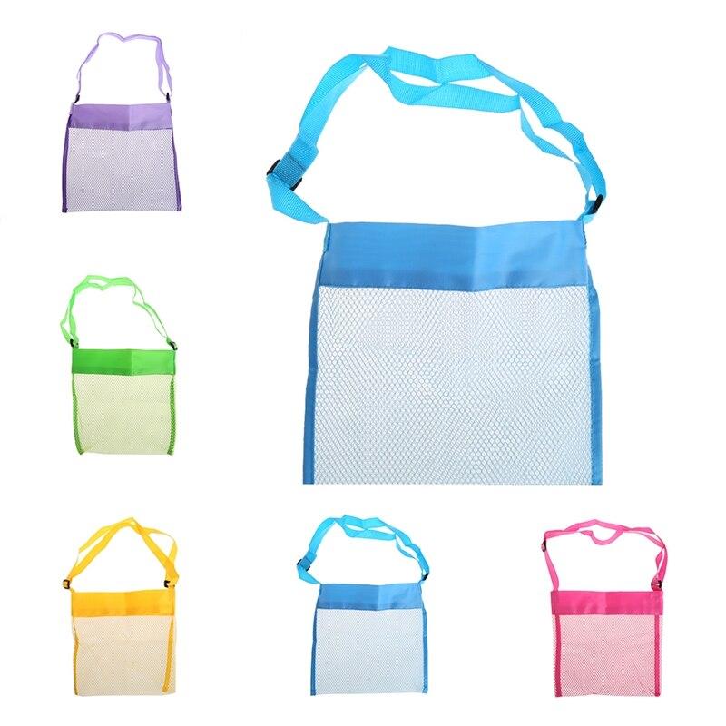 Портативная детская пляжная сумка из песка, коллекция игрушек для переноски