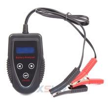 Testeur de batterie de voiture, outil de Diagnostic de batterie automobile, multilingue, 12V, 1100CCA