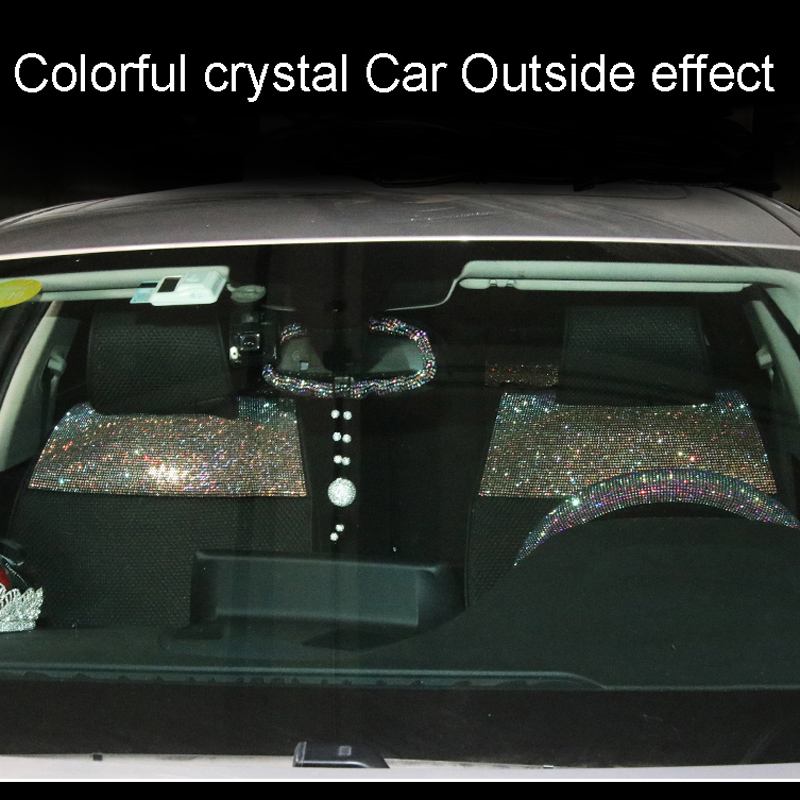 Fashion-Diamond-Crystal-Universal-Car-Seat-Covers-Breathable-Mesh-Auto-Seat-Cushion-Mat-Styling-Car-Interior-12