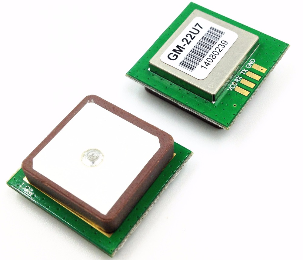 High quality for IOT M2M Internet of Things small size GPS antenna module, ublox7020 chip design GM-22U7 UART output protocol,