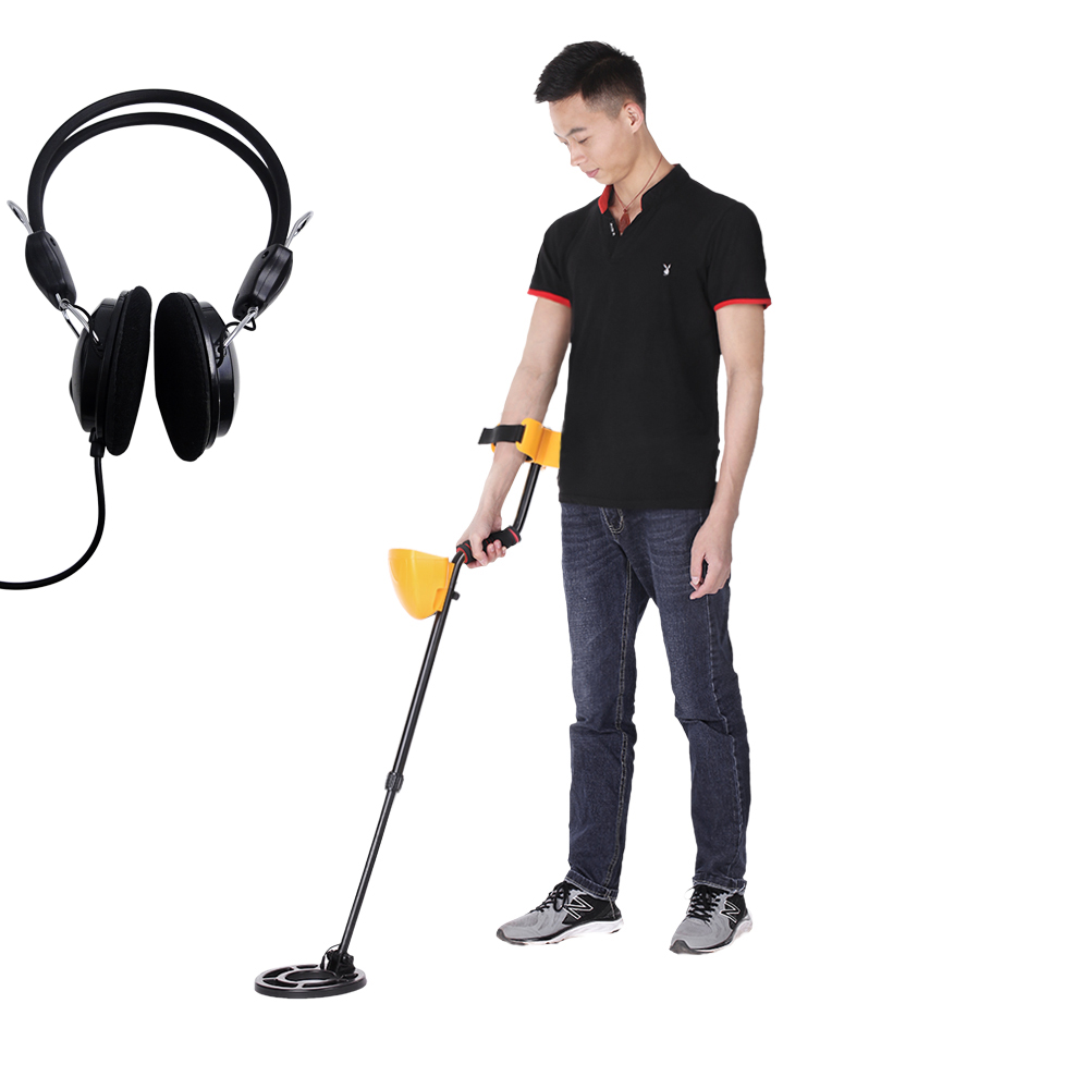 Metal Detector MD3010II Underground Metal Detector With LCD Gold Detector Digger Treasure Hunter Metal Finder Seach Tool