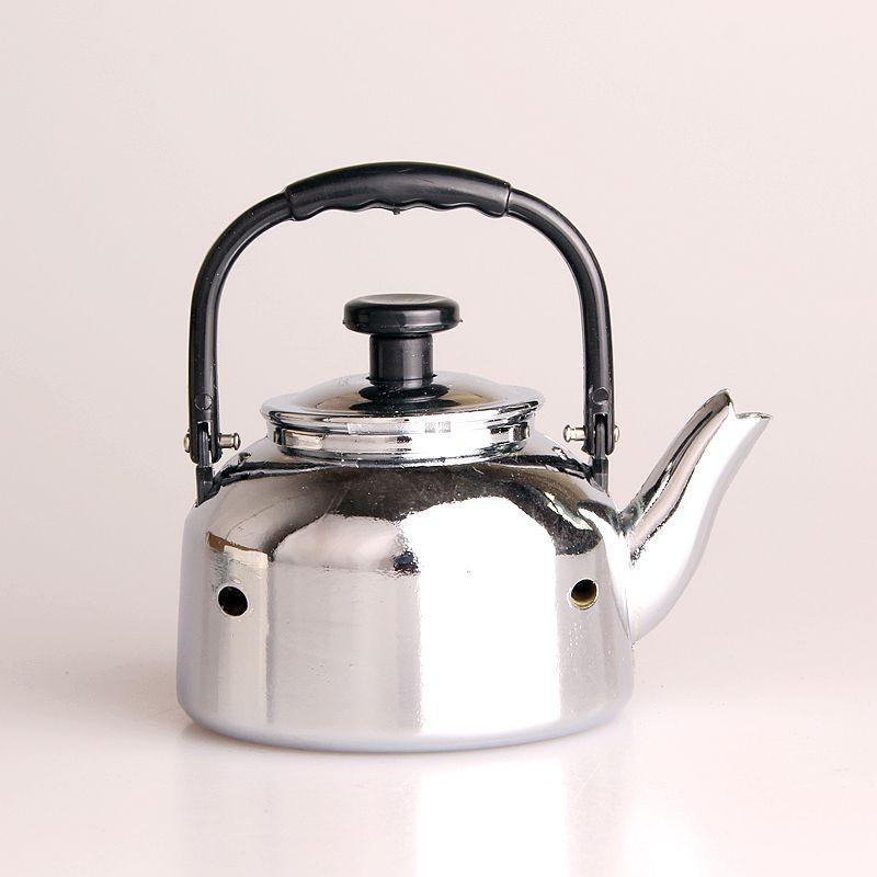 Image 4 - New Creative Compact Jet Gas Lighter Cigarette Accessories Teapot Lighter Inflated Butane Kettle Lighter NO GAS-in Matches from Home & Garden