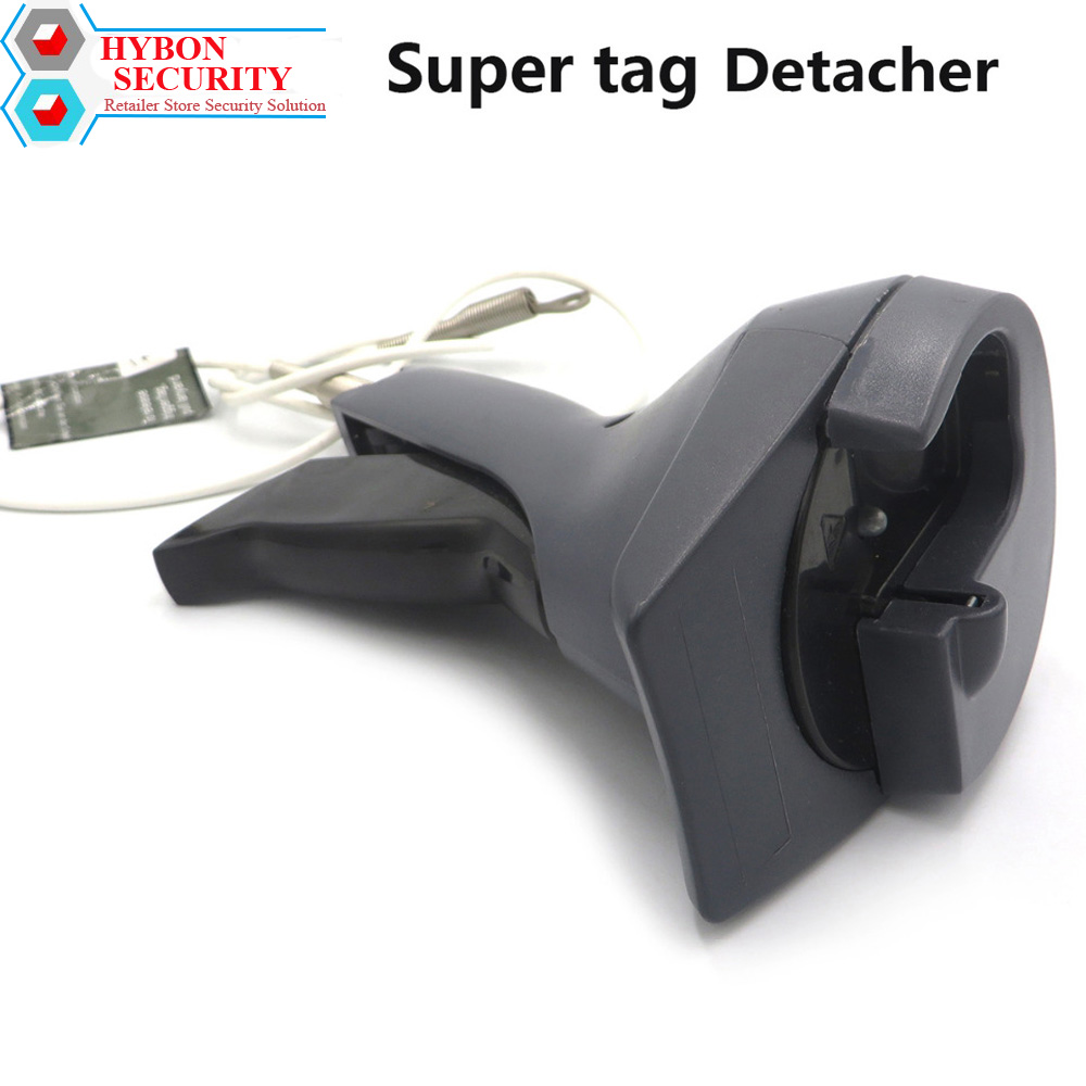 Handheld Security Tag Gun Detacher AM EAS Clothes Magnet Security Remover Key US