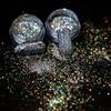 Modelones 0.2g/box Shiny Glitter Powder DIY Nail Art Galaxy Holo Flakes Magic Effect Chrome Powder Colorful Laser Flakes Powder