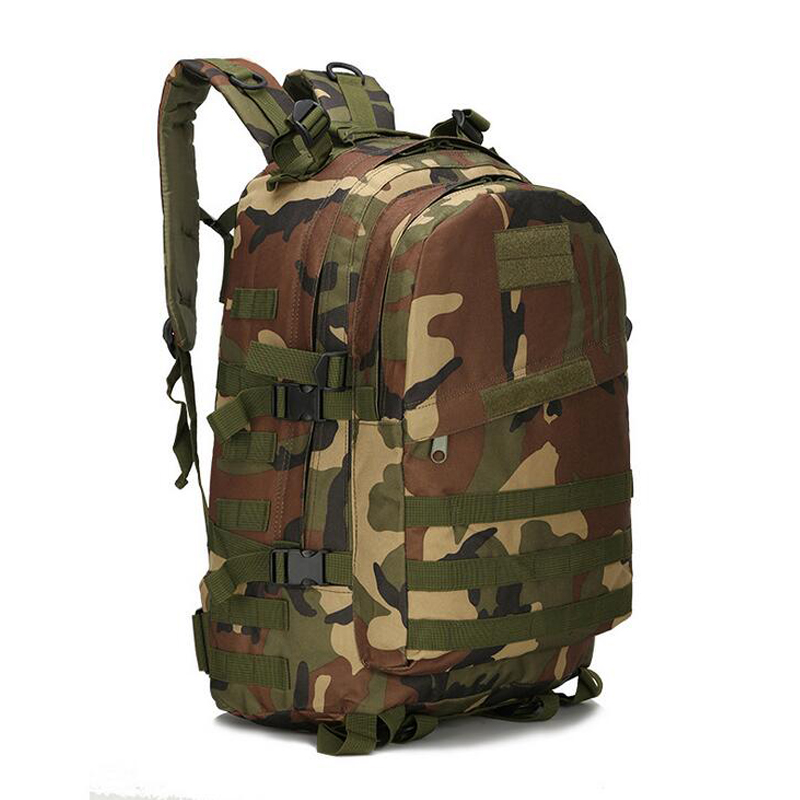 55L 3D Outdoor Sport Military Tactical climbing mountaineering Backpack Camping Hiking Trekking Rucksack Travel outdoor Bag 4