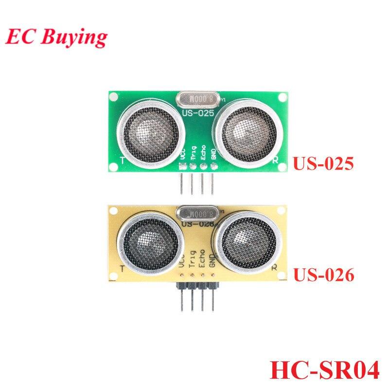 CS100 US-025 US-026 Замена HC-SR04 для Arduino ультразвуковой модуль измерения расстояния датчик