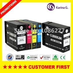 Совместим с Canon PGI2600 для Canon MAXIFY IB4060 MB5060 MB5160 MB5360 MB5460 и т. Д.