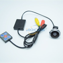 "700TVL Mini 1/3"" SONY Color CCD Camera with Separated camera Acid Resisting High Hardness 170 degrees fisheye wide-angle lens"