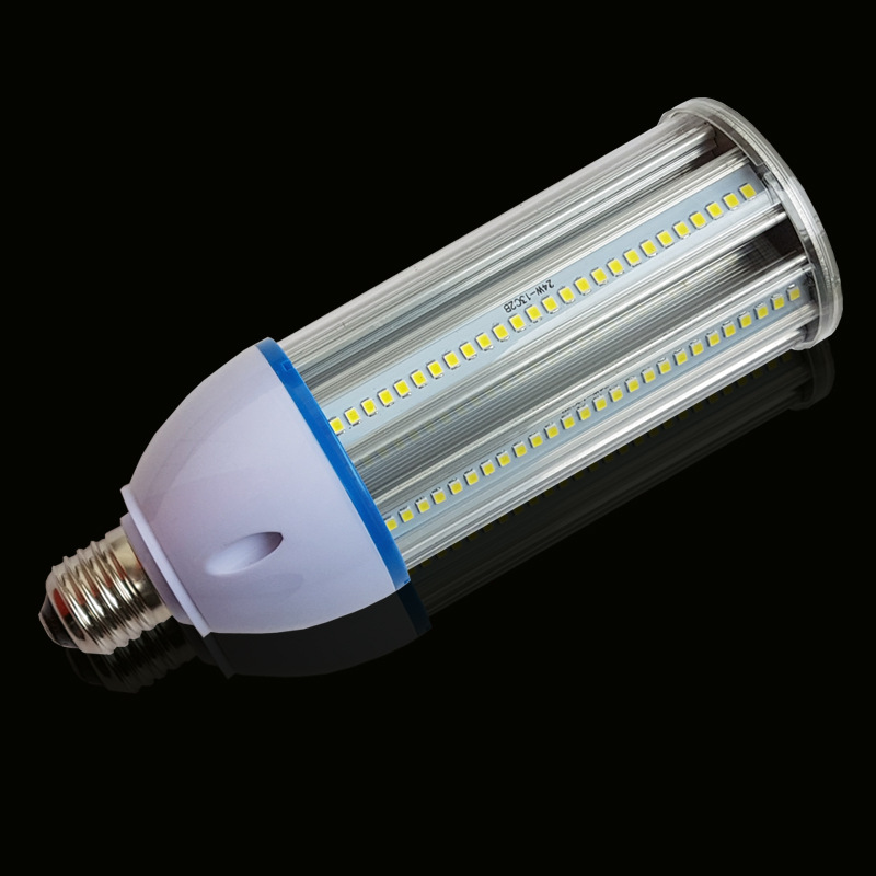 Free Shipping high quality LED bulb corn light 21W high lumens LED Street Light 360 degree warm / natural /cold white color
