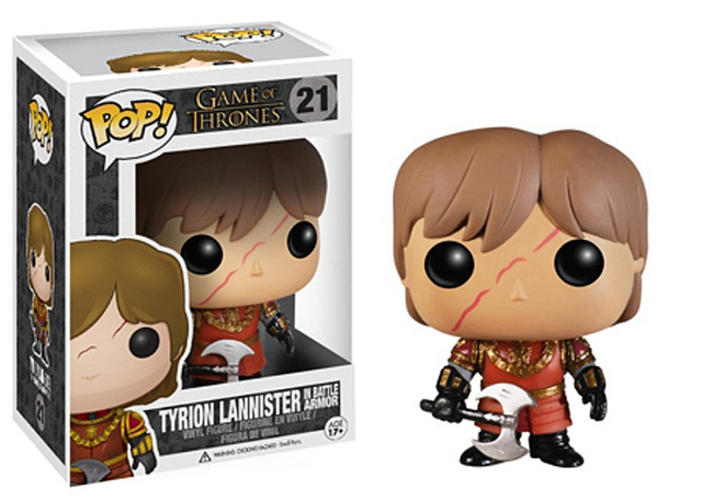 Game of Thrones Tyrion Lannister Action Figure Model Toys With Gift Box