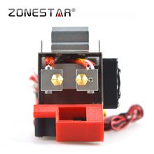 Dual Extruder Hotend for P802 Reprap 3D printer