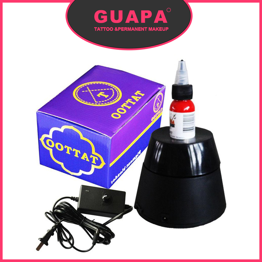 Free shipping High Quali Tattoo Ink Mixer Professional Shaking Ink Machine Tattoo Accessories Machine Supply Tool Body Art 2016 high quality tattoo ink mixer machine professional shaking ink machine tattoo accessories supply for tattoo free shipping