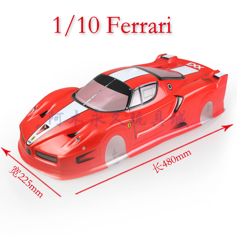 все цены на  S002 1/10 1:10 PVC painted body shell for 1/10 RC hobby racing car 2pcs/lot free shipping  онлайн