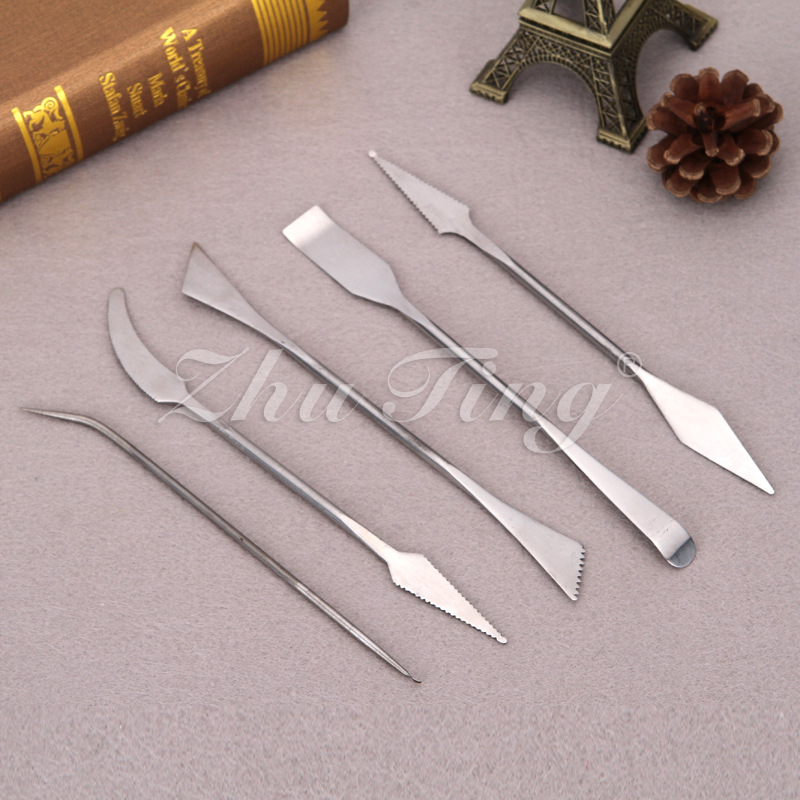 High Quality Stainless Steel Clay Sculpture Knife Stone Prototype Tool Wholesale