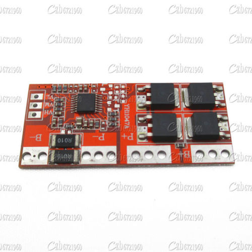 4S Li-ion Lithium Battery 18650 Charger Protection Board 15A 14.4V 14.8V 16.8V 18650 lithium battery 5v micro usb 1a charging board with protection charger module for arduino diy kit