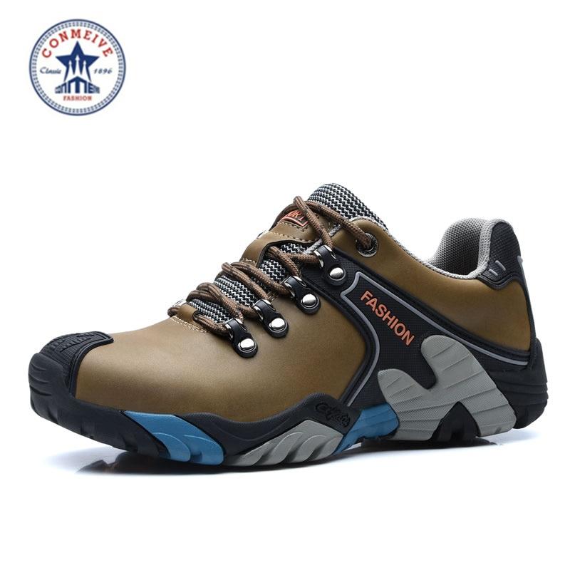 new hiking shoes men sapatilhas mulher trekking boots scarpe uomo sportive senderismo outdoors randonnee warm plush lace-up hogan scarpe uomo