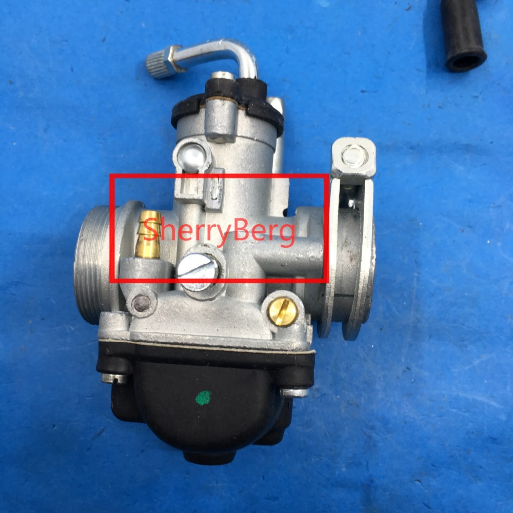 new carb carby moped/pocket carburetor PHBG21mm copy from