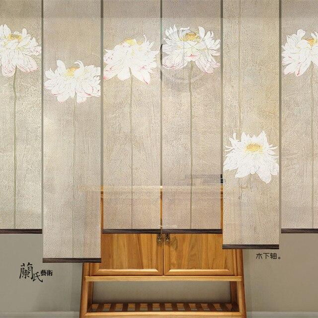 1 pcs Artist Original Design home decoration rodando partition soft ...