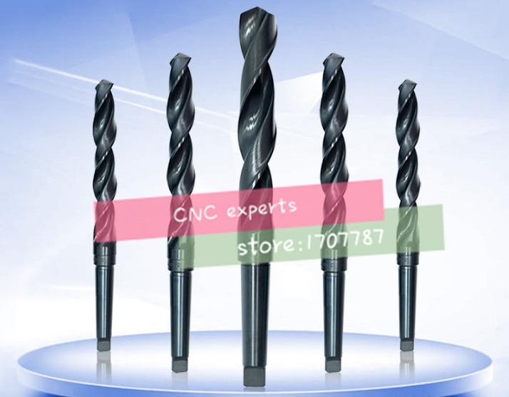 1pcs HSS 13/13.5/14/14.5/15/15.5/16mm Diameter Electric Taper Shank Twist Drilling Drill Bit , HSS High Speed Steel Drill Bit