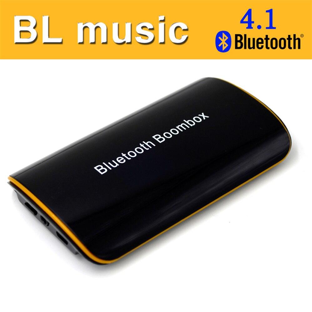 Coche Bluetooth Receptor de Música Estéreo de Audio Inalámbrico Bluetooth 4.1 ED