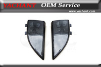 Car Styling Carbon Fiber Rear Spats Addon Fit For 2015 2017 MB C217 S63 Coupe OEM