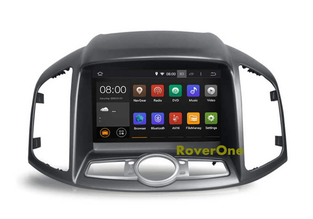 For Chevrolet Captiva 2011+ Quad Core Android 8.1 Autoradio Car DVD Player Radio Stereo GPS Navigation Multimedia System