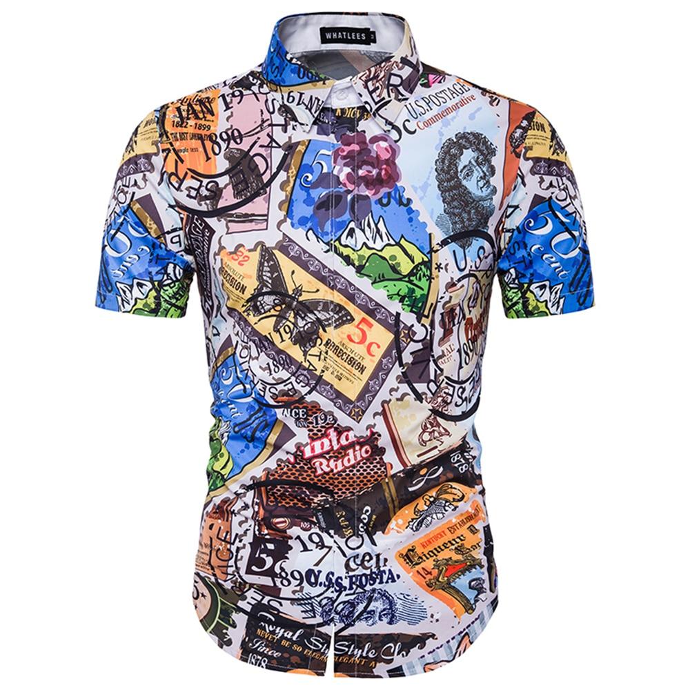 Popular Vacation Shirts Men-Buy Cheap Vacation Shirts Men lots ...