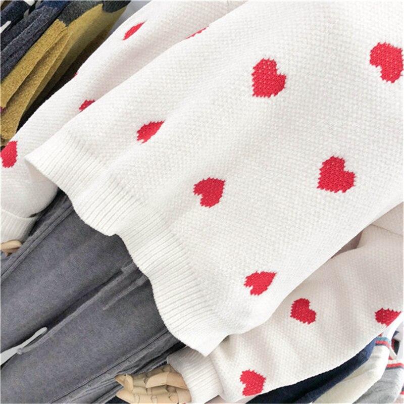 0dea4b210018 OllyMurs Casual Suelta las mujeres suéter de punto Otoño Invierno de ...