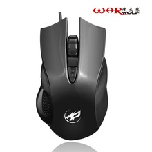 Gaming Mouse Wired USB 4 Buttons 1600DPI High Precision Optical Gamer Mouse For Video Game Gaming Mouse Mice