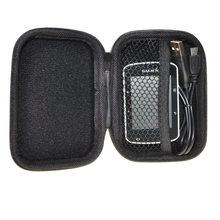 Открытый путешествия Защитите сумка переносная сумка Admission кабели для Garmin Edge 200 500 520 820 GPS Аксессуары