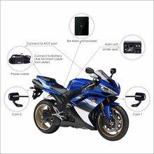 Vsys C3 2.0 дюймов TFT ЖК-дисплей Двойной объектив видеорегистратор для мотоцикла мотоцикл Широкий формат Камера S dashcam лучше, чем шлем Камера