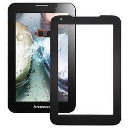 7 cal z przodu szkło dla Lenovo IdeaTab A1000L panel dotykowy zamiennik digitizera szkło czarny darmowa wysyłka