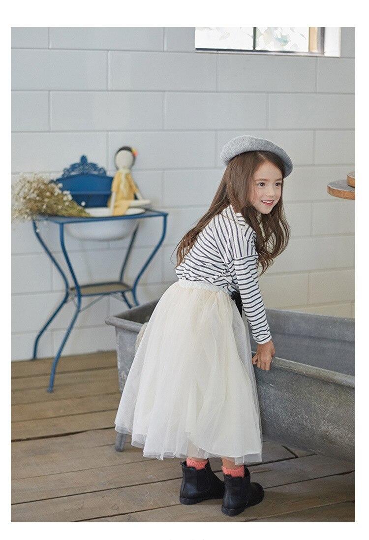 129b38fdd Conjunto de niñas 2018 primavera niños ropa adolescentes ropa a ...