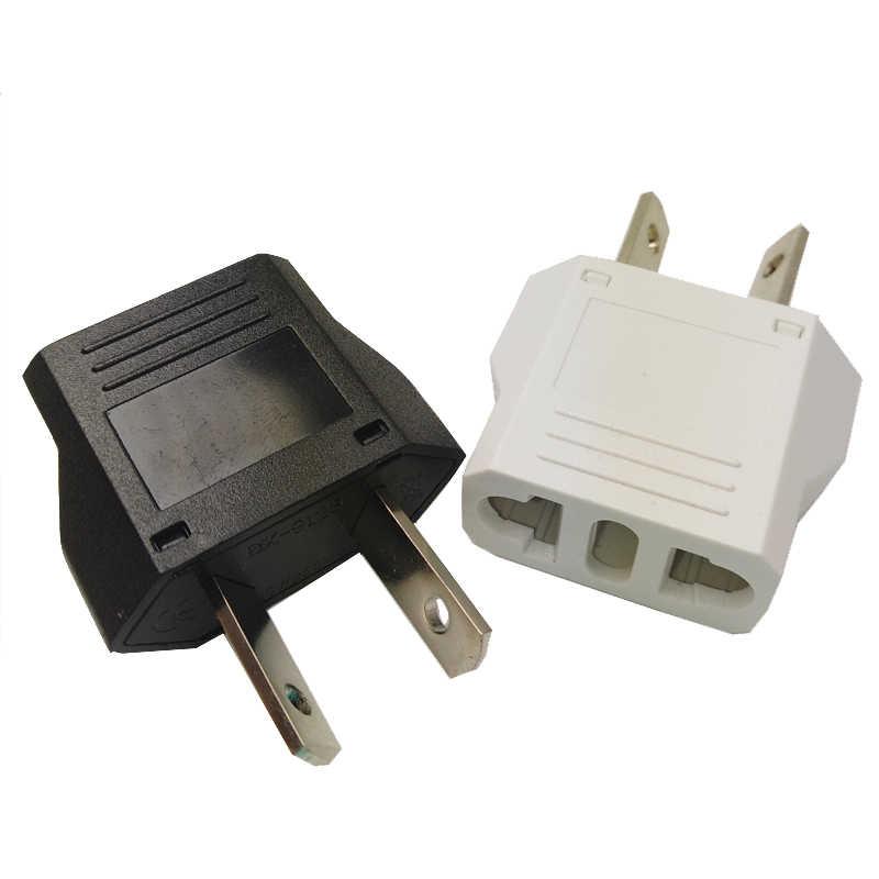 Us Eu To Au Plug Adapter Europe American Australia New Zealand Travel Ac