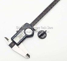 Buy online High quality Digital display calipers.0-150mm 0-6inch  digital vernier caliper.