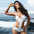 Dower Me 2016 Summer Womens Rayon Bandage One Piece