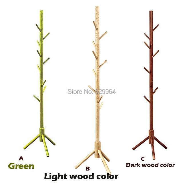 Diy 100% Wax wooden coat racks ,Living room furniture manufacturing durable solid wood coat racks,wood furniture,art coat hanger