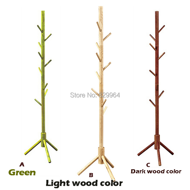 Fai da te 100% Cera di legno appendiabiti, produzione di mobili ...
