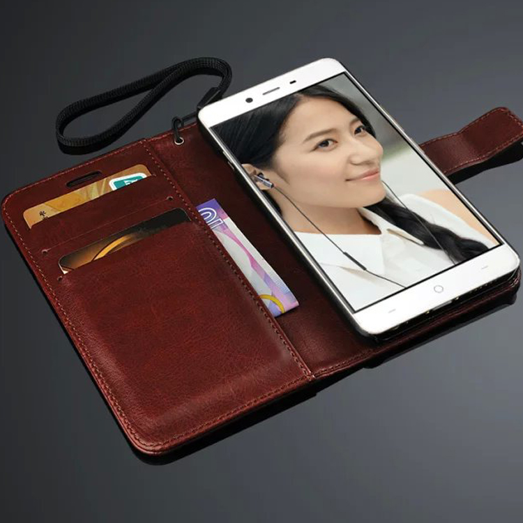 Oneplus X Case Original Mofi Ultra Thin Flip Leather Case for Oneplus X One Plus X E1001 Case Phone Cover Protective Cases Bag
