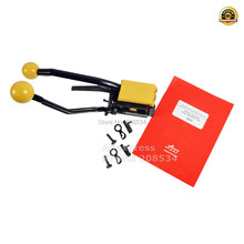 Wholesale A333 Manual combination sealless steel strapping machine,buckless steel strapping tool for 13-19mm oliver operations manual for machine tool technology