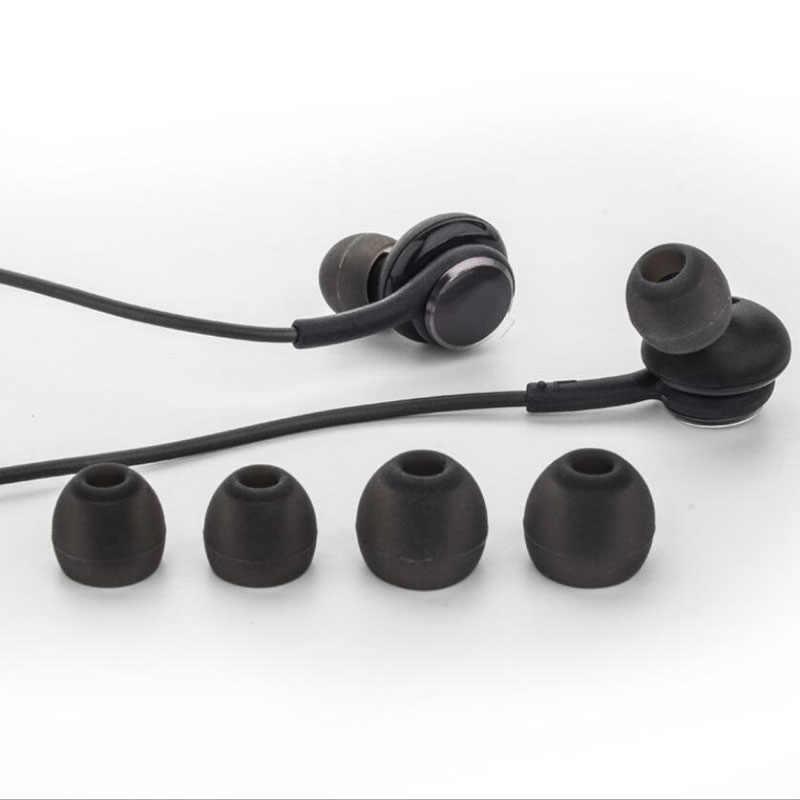 Do Samsung Galaxy S10 S9 S8 Plus S7 S6 S4 krawędzi uwaga 9 8 7 tryb głośnomówiący słuchawki słuchawki douszne 3.5mm zestaw słuchawkowy Stereo słuchawki mikrofon