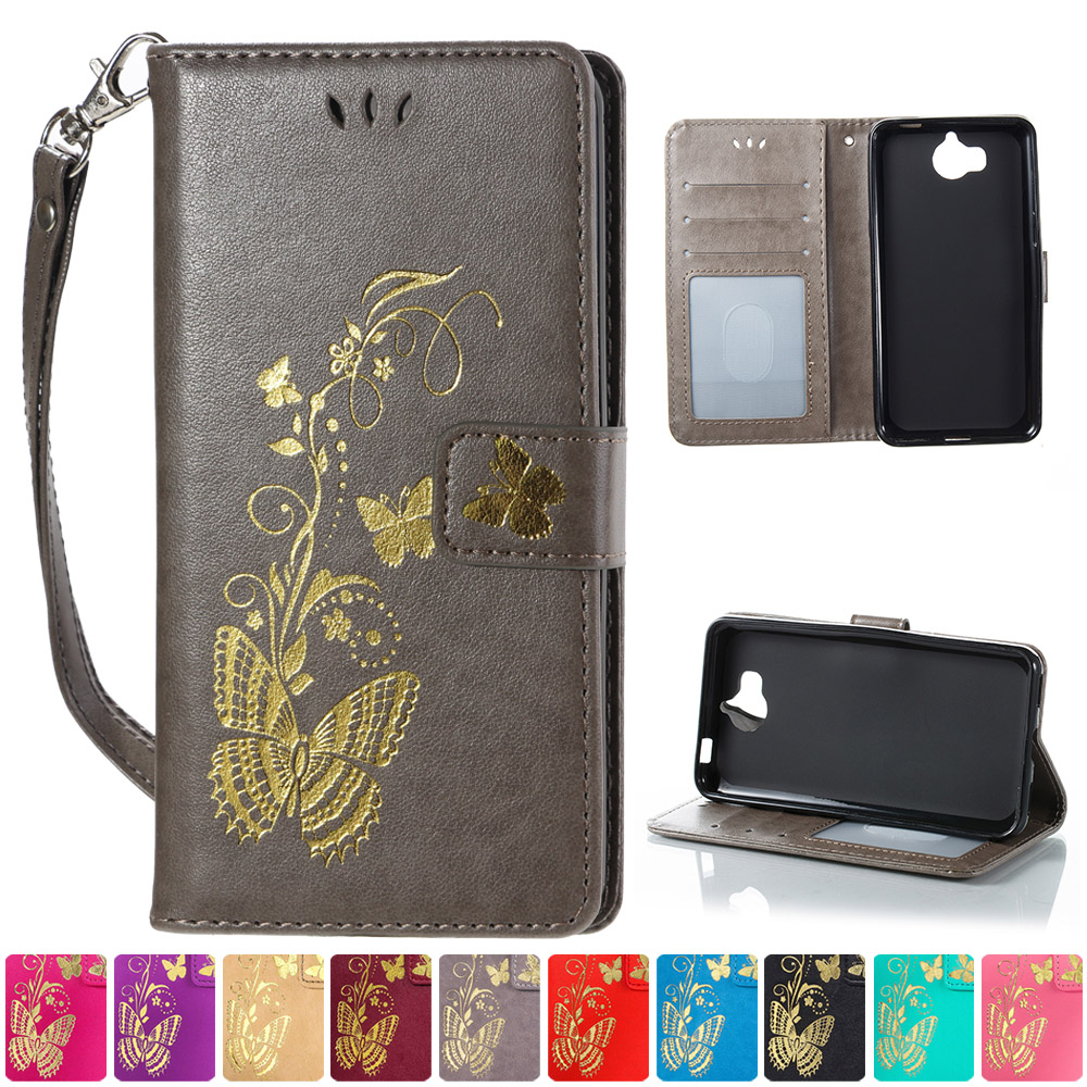 Butterfly Flip Case for Huawei Y5 2017 III MYA-U29 MYA-L22 Y5III Case Phone Leather Cover for Huawei Y 5 2017 MYA L22 U29 CasesButterfly Flip Case for Huawei Y5 2017 III MYA-U29 MYA-L22 Y5III Case Phone Leather Cover for Huawei Y 5 2017 MYA L22 U29 Cases