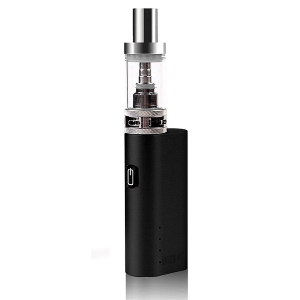 Lite40 Tank E-zigarette Vape Stift Kit Elektronische Zigarette Verdampfer Kit 2200 mah 40 watt Zigarette Box Mod 510 gewinde 3,0 ml