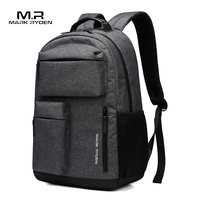 Mark Ryden Man Backpack Multifunction 15.6 inches Laptop Backpacks Male Large Capacity Student Bags School