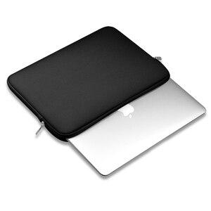 Image 3 - Funda de neopreno resistente para portátil, 11/12/13/14/15 pulgadas, funda de bolsillo para ordenador portátil, maletín para tableta, bolsa de transporte