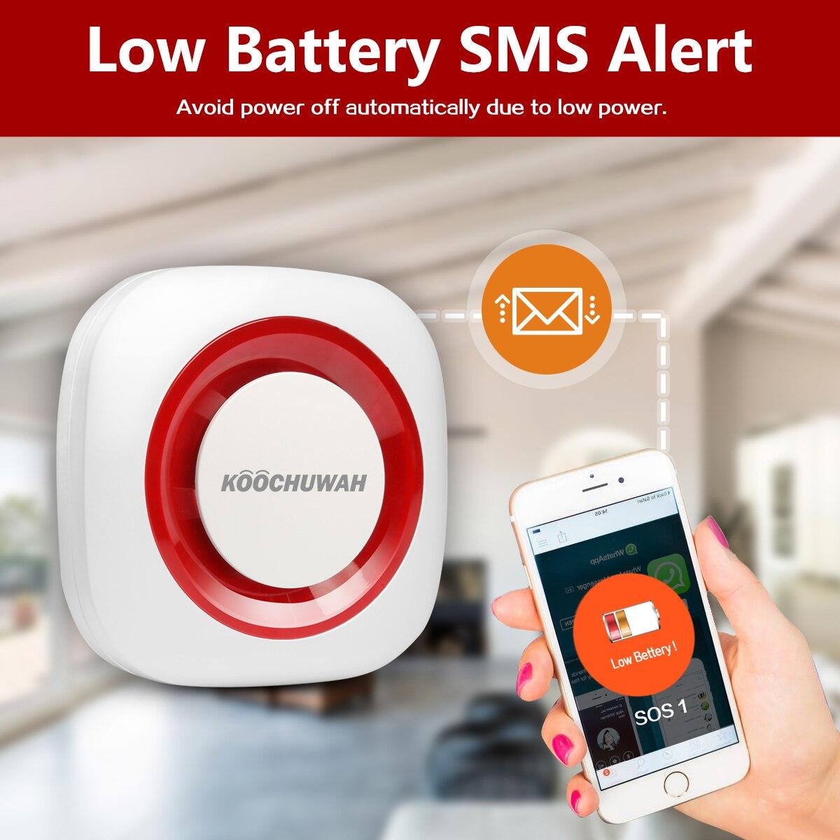 sms notificação botão de emergência chamada automática