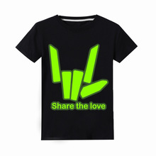Youth Share The Love T-Shirt Different Colors Graphic Share The Love tshirt kids Youth 2019 New Fashion Youtuber Stephen Sharer jill monroe share the darkness