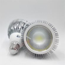 Wholesale 15W COB par 30 high power good quality E27 Warm White/Pure White/Cool White led LED down light 50PCS/lot free shipping