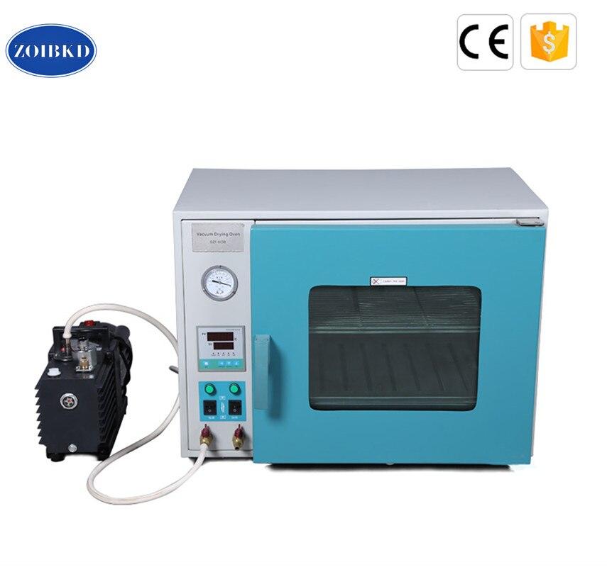 цена на Lab Equipment 2XZ-4 Hot Sale Multi-purpose Mini Electric Rotary Vane Vacuum Pump