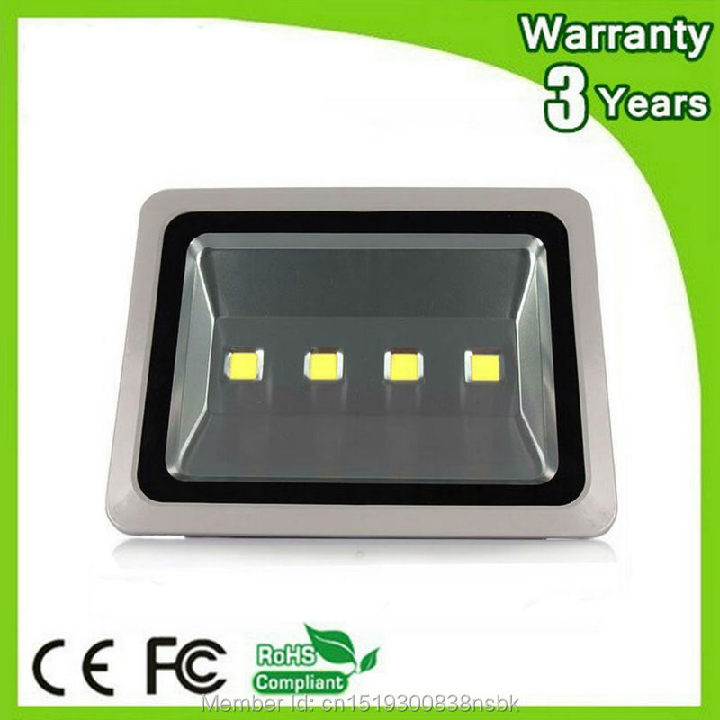 (5PCS/Lot) Epistar Chip 3 Years Warranty IP65 Waterproof LED Floodlight 200W LED Flood Light Tunnel Spotlight Bulb ultrathin led flood light 200w ac85 265v waterproof ip65 floodlight spotlight outdoor lighting free shipping